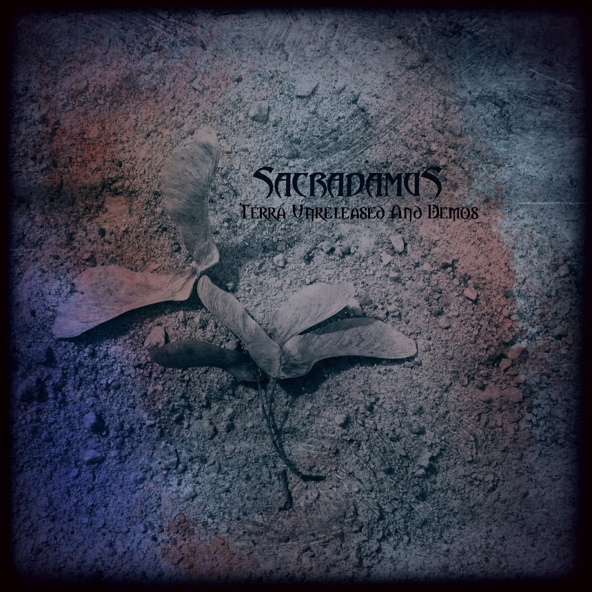 Альбом Sacradamus - Terra Unreleased And Demos (2014)