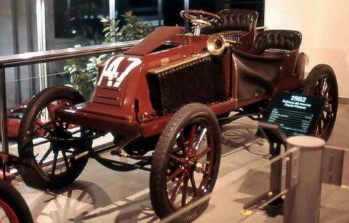 Рено Тип К 1902 г