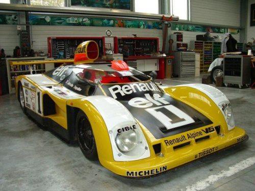Renault Alpin А 442 В