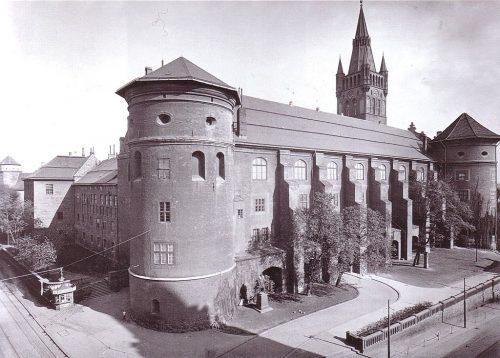 Тайна замка Кенигсберг