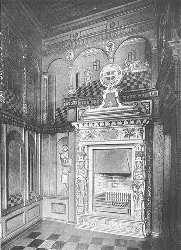 Комната рождения Фридриха I