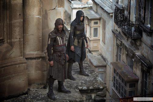 """Скриншоты к фантастическому боевику """"Кредо Убийцы"""" (2016) / Assassin's Creed (2016)"""