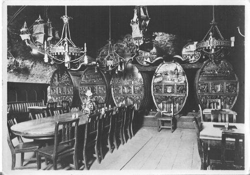 «Кровавый суд»: винный ресторан в подвалах замка