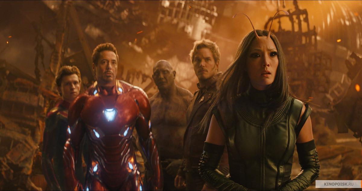"""Скриншоты к супергеройскому фильму """"Мстители: Война бесконечности"""" (2018) / Avengers: Infinity War (2018)"""